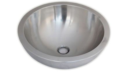 STAINLESS STEEL VESSEL SINK
